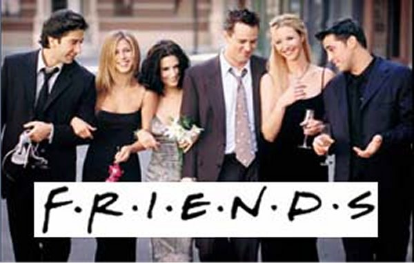 Which Friends Character Are Friends