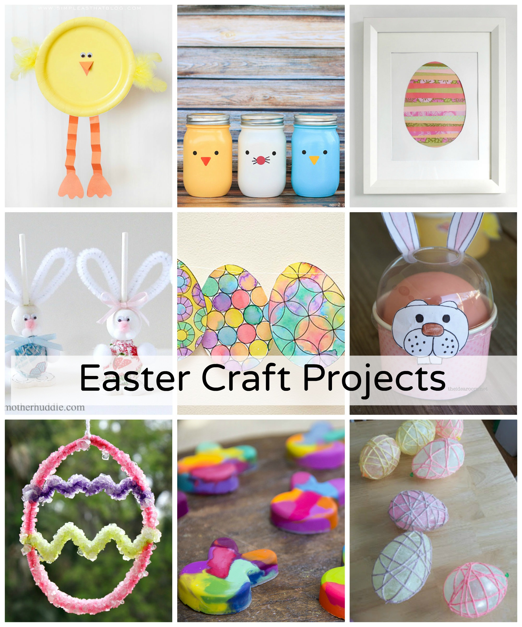 diy easy easter craft projects usa today bestselling author